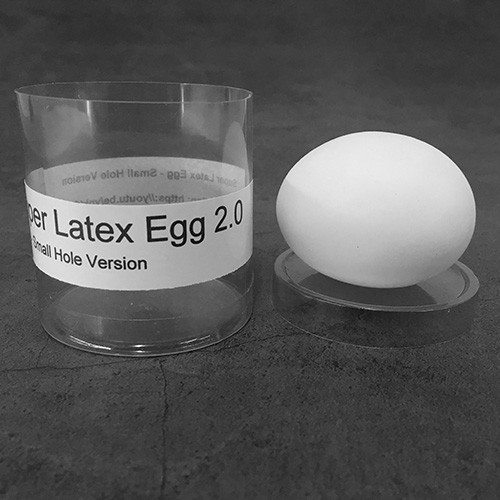 Super Latex Egg 2.0 - Small Hole Version