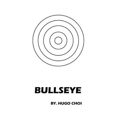 * BULLSEYE (Gimmicks and Online Instructions) by Hugo Choi