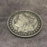 Morgan Dollar (Zinc Alloy, 3.8cm)