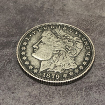 Morgan Dollar (Zinc Alloy, 3.8cm)