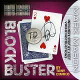 BLOCK BUSTER by Tony D'Amico and Mark Mason