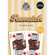 * REMATCH (Gimmicks and Online Instructions) by Bob King and Kaymar Magic