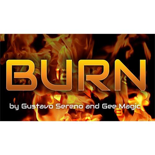 BURN by Gustavo Sereno and Gee Magic