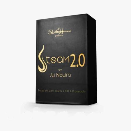 Paul Harris Presents Steam 2.0 by Ali Nouira