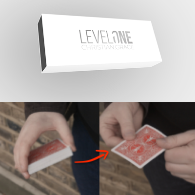 Level One (Gimmicks and Online Instructions) by Christian Grace