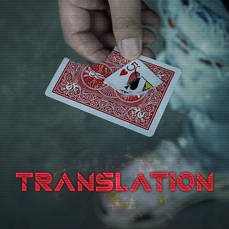 * Translation (DVD and Gimmick) by SansMinds Creative Lab