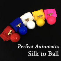 Perfect Automatic Silk to Ball (5 Colors)
