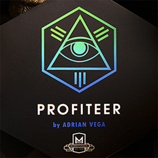 * Profiteer (Gimmick and Online Instructions) by Adrian Vega