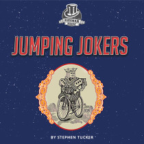 * Jumping Jokers (gimmick and online instructions) by Stephen Tucker and Kaymar Magic