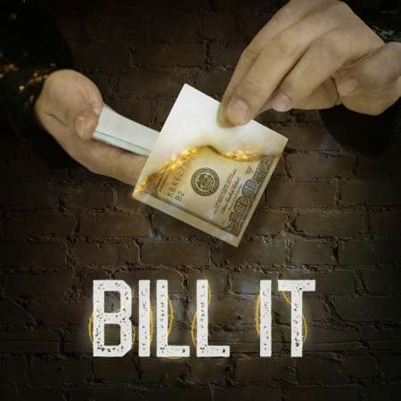 Bill It (DVD and Gimmick) by SansMinds Creative Lab