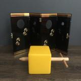 Cube thru Stick