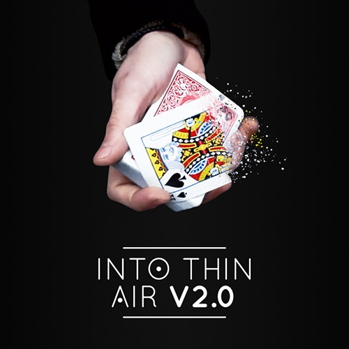 Into Thin Air 2.0 (DVD and Gimmick) by Sultan Orazaly