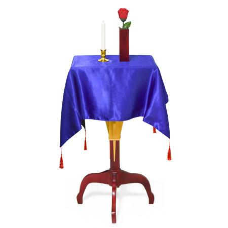 * Floating Table Light (Wooden Vase & Plastic Candlestick)