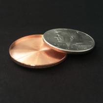Expanded Shell (Half Dollar)