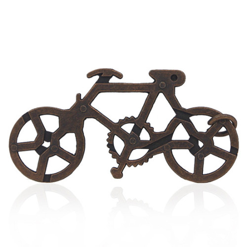 Cast Bike Puzzle