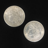 Double Sided Morgan Dollar (Heads)