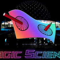 * MAGIC SCIENCE by Hugo Valenzuela (Gimmick and Online Instructions)