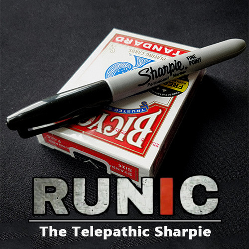 RUNIC by Jimmy Strange