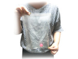 Pass Through Transparent Bag