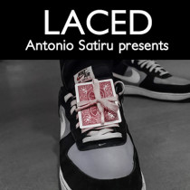 * Antonio Satiru presents LACED (Gimmicks and Online Instructions)