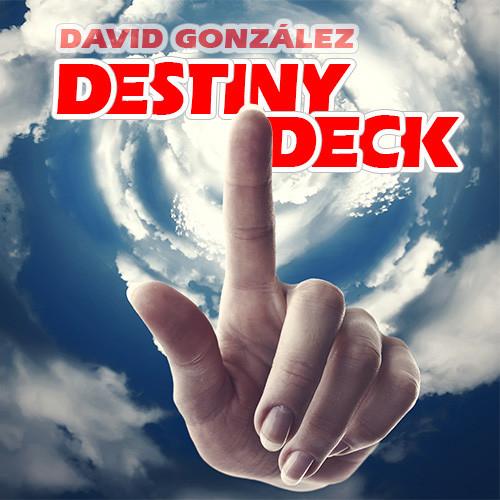 Destiny Deck by David Gonzalez (Bicycle)