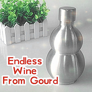 Endless Wine From Gourd