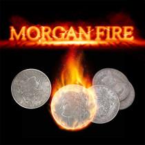 Morgan Fire Set (1 Fire Coin + 3 Morgan Coins + 1 Morgan Shell)