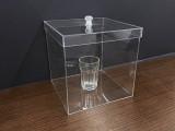 Organic Glass Box for Self Explosion Glass