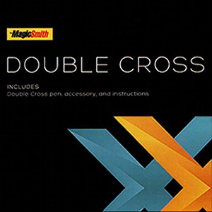 Double Cross by Mark Southworth (1 X Stamper + 1 Heart Stamper)