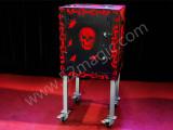 * Sword Box Illusion (Skull)