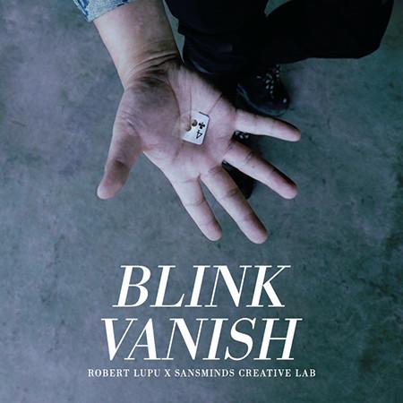 * Blink Vanish (DVD and Gimmick) by SansMinds