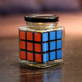 Rubik's Cube in a Bottle