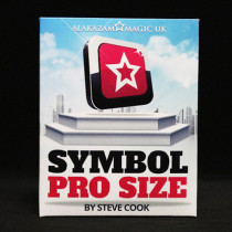 * Symbol Pro (Gimmicks and Online Instructions) by Steve Cook