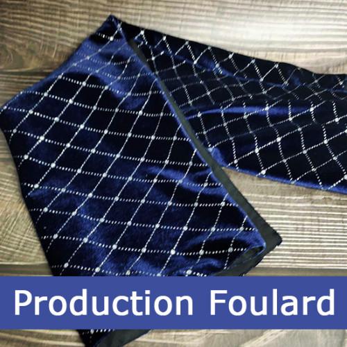 Production Foulard