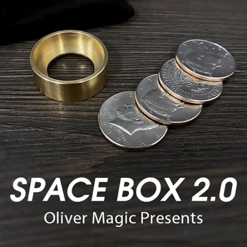 Space Box 2.0 by Oliver Magic