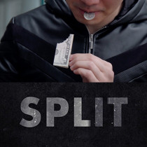 Split (DVD and Gimmicks) by EVM