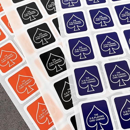 Deck Stickers (24 SEALS)