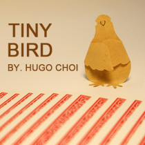 * Tiny Bird (Gimmick and Online Instructions) by Hugo Choi