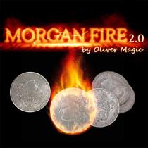 Morgan Fire Set 2.0 by Oliver Magic