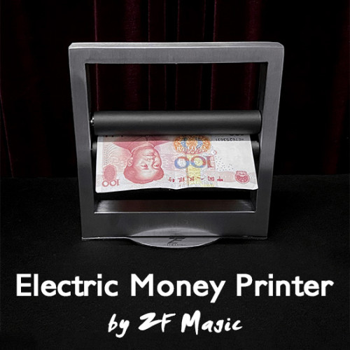 Electric Money Printer by ZF Magic