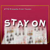 * STAY ON by Touson & Katsuya Masuda (Gimmick and Online Instructions)
