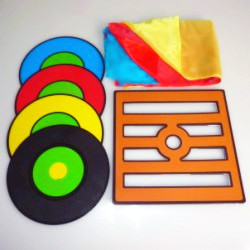 Nu-Way Color Changing Records