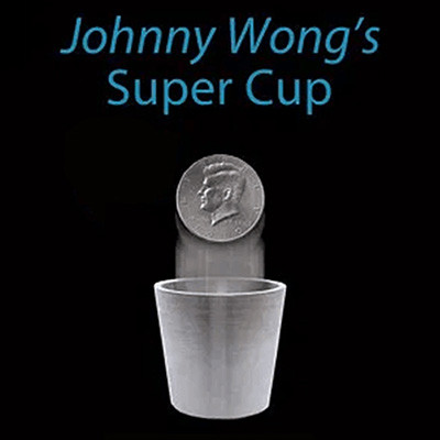 Super Cup (Half Dollar) by Johnny Wong