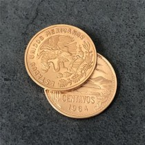 Mexican 20 Centavo Coin (Replica, Copper)