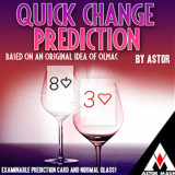 * Quick Change Prediction by Astor