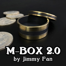 M-BOX 2.0 by Jimmy Fan (Morgan Size)
