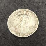 Magnetic Walking Liberty Half Dollar (Super Strong, 3.05cm, Brass)