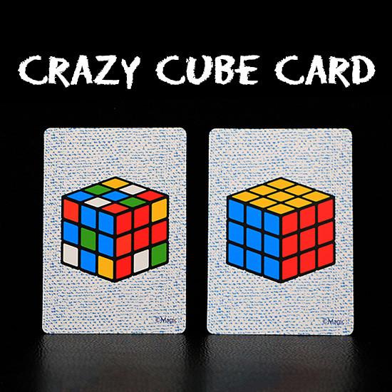 Crazy Cube Card