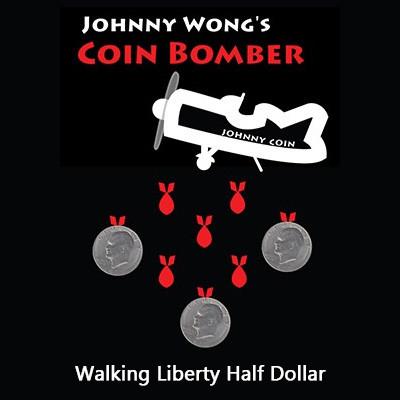 Coin Bomber (Walking Liberty Half Dollar)