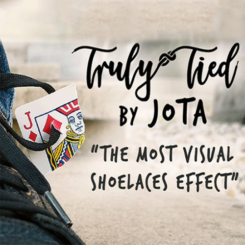 Truly Tied (Gimmick and Online Instructions) by JOTA